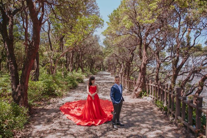 Prewedding Gown for Mrs Melisa by Deasy Marlina - 005