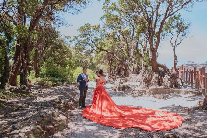 Prewedding Gown for Mrs Melisa by Deasy Marlina - 006