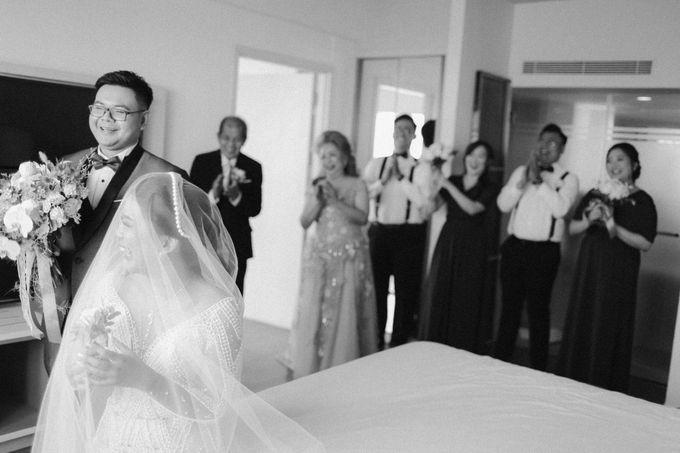 The Wedding Of Edwin & Raissa by delazta wedding coordinator - 037
