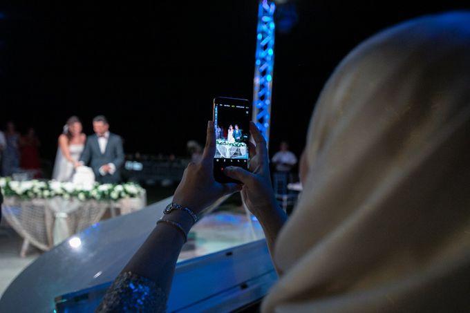 Beach wedding by Diamond Events - 007