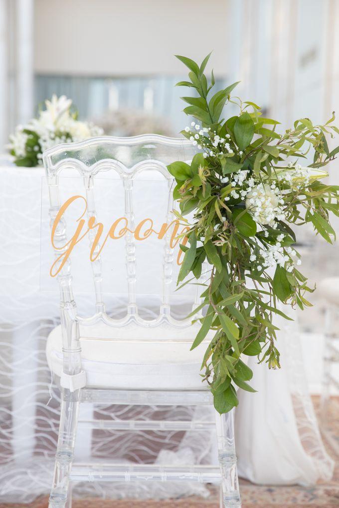 Veby & Banial Wedding Decoration by Valentine Wedding Decoration - 010