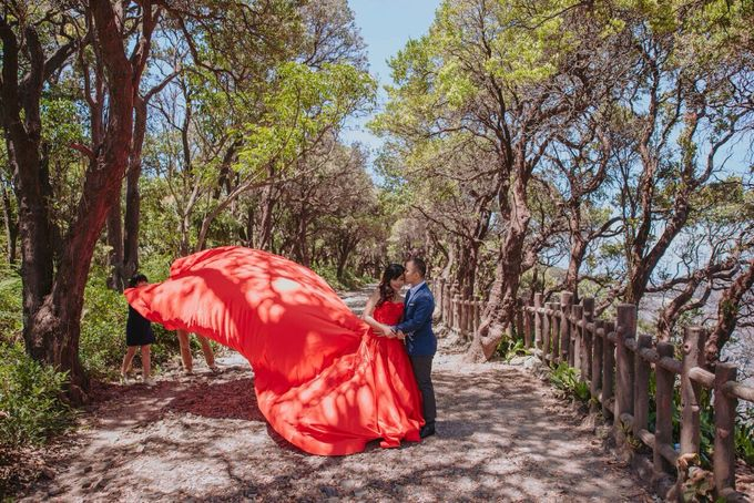 Prewedding Gown for Mrs Melisa by Deasy Marlina - 002