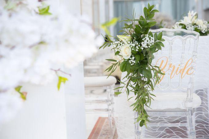 Veby & Banial Wedding Decoration by Valentine Wedding Decoration - 011