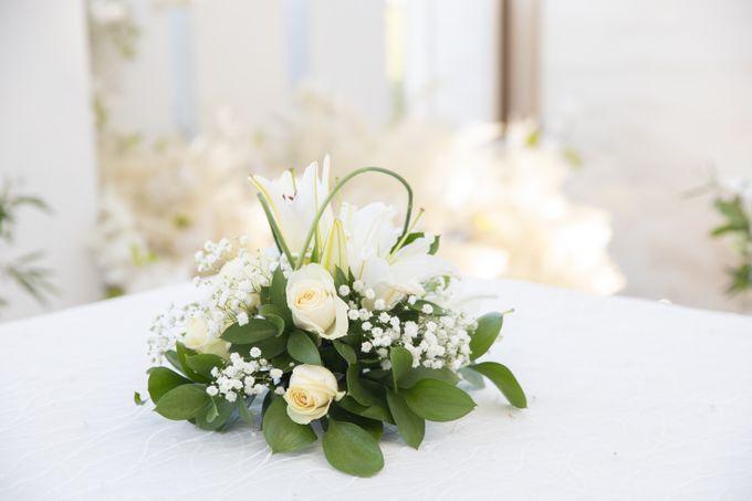 Veby & Banial Wedding Decoration by Valentine Wedding Decoration - 012