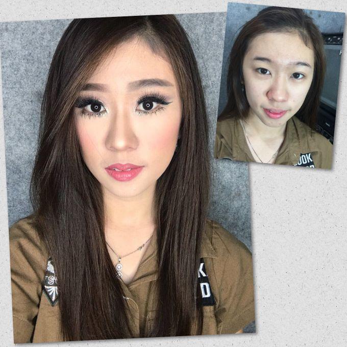 Photoshoot Makeup by Juny Veniera Makeup Artist - 001