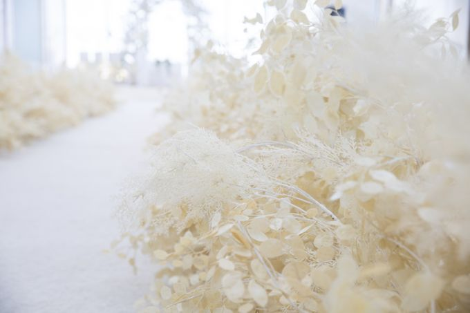 Veby & Banial Wedding Decoration by Valentine Wedding Decoration - 017