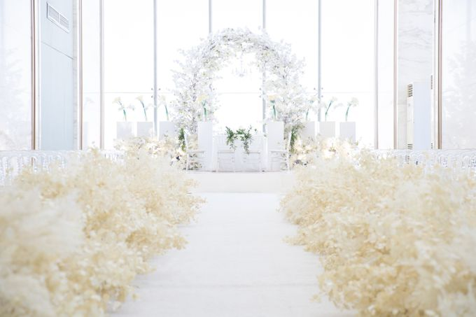 Veby & Banial Wedding Decoration by Valentine Wedding Decoration - 018