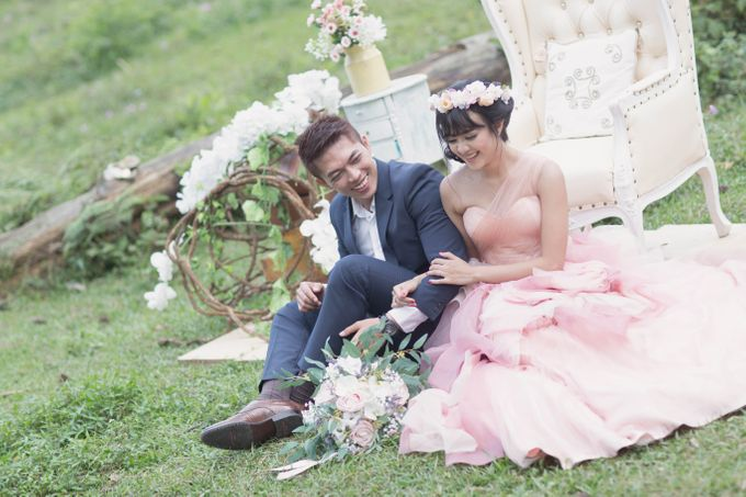 Ryandi and Lea Prewedding by Capotrait Photography - 010