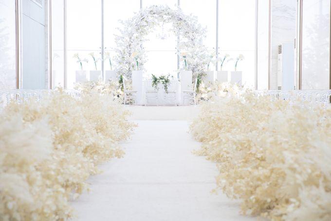 Veby & Banial Wedding Decoration by Valentine Wedding Decoration - 019