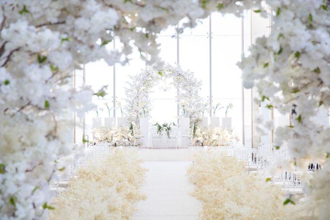Veby & Banial Wedding Decoration by Valentine Wedding Decoration - 020