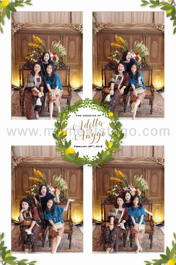 Adilla & Anggi Wedding by Moments To Go - 010