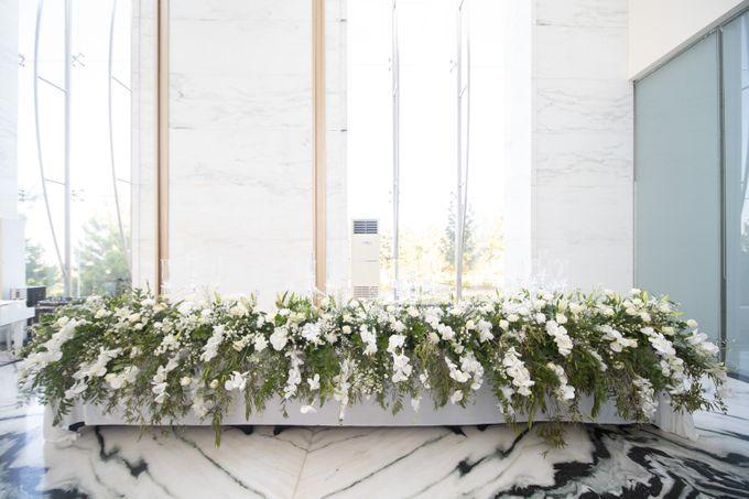 Veby & Banial Wedding Decoration by Valentine Wedding Decoration - 021