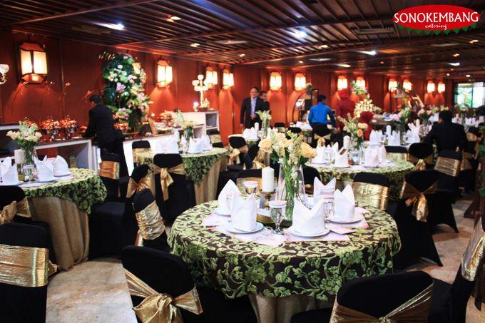WEDDING OF GEA & ADHYA by Sonokembang Catering - 004
