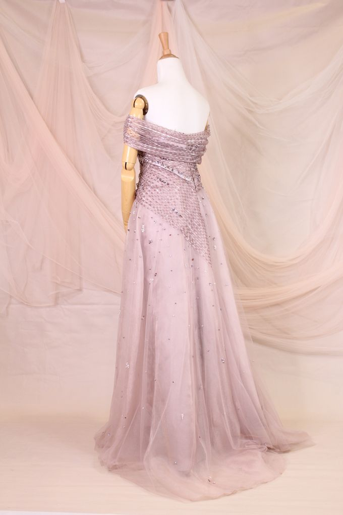 Lavender sister Dress by iLook ( Makeup & Couture ) - 009