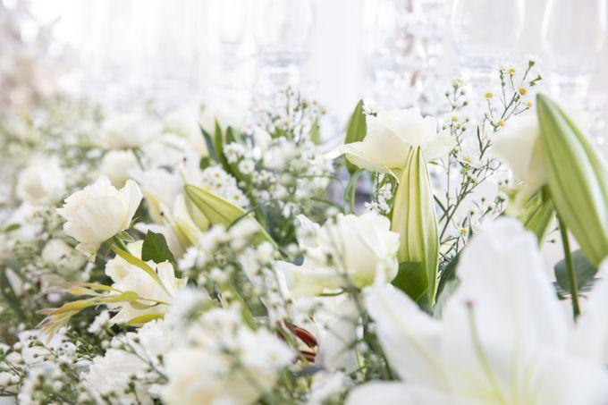 Veby & Banial Wedding Decoration by Valentine Wedding Decoration - 025