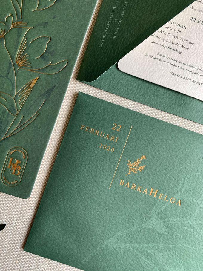 Magnolia Garden by Trouvaille Invitation - 006