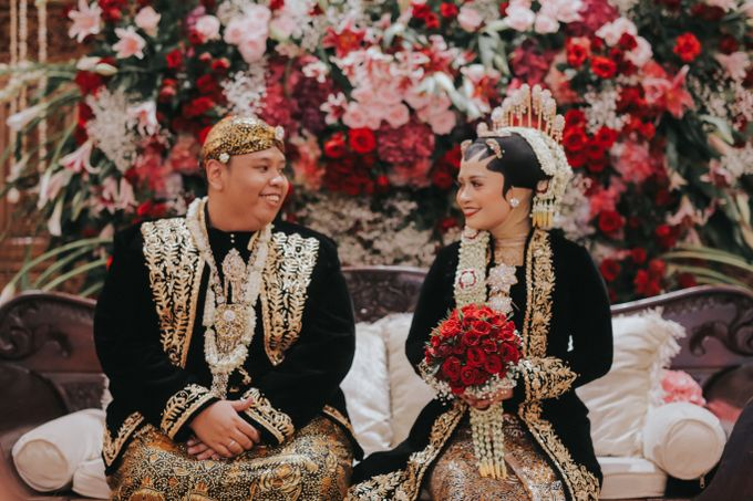 DINI & AGI WEDDING by Akuwedding - 017