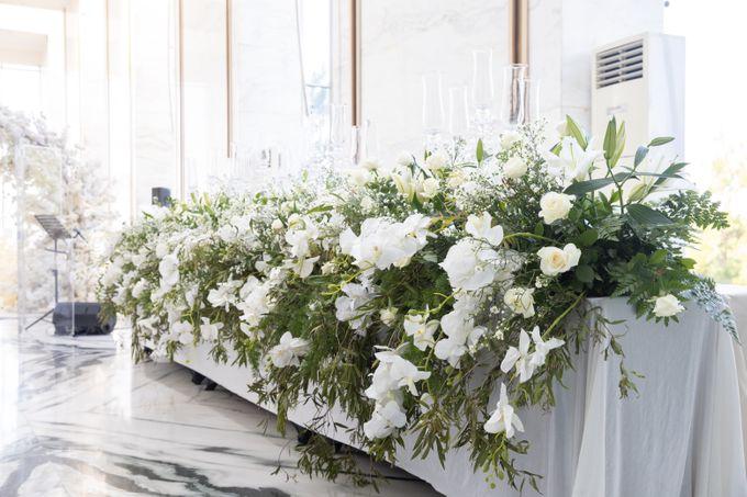 Veby & Banial Wedding Decoration by Valentine Wedding Decoration - 028