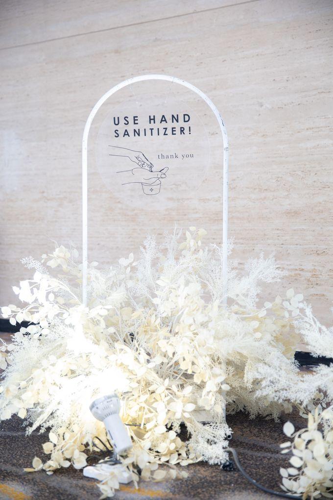 Veby & Banial Wedding Decoration by Valentine Wedding Decoration - 031