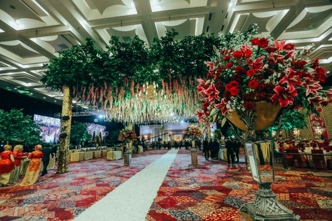 TRADITIONAL WEDDING by Indonesia Convention Exhibition (ICE) - 011