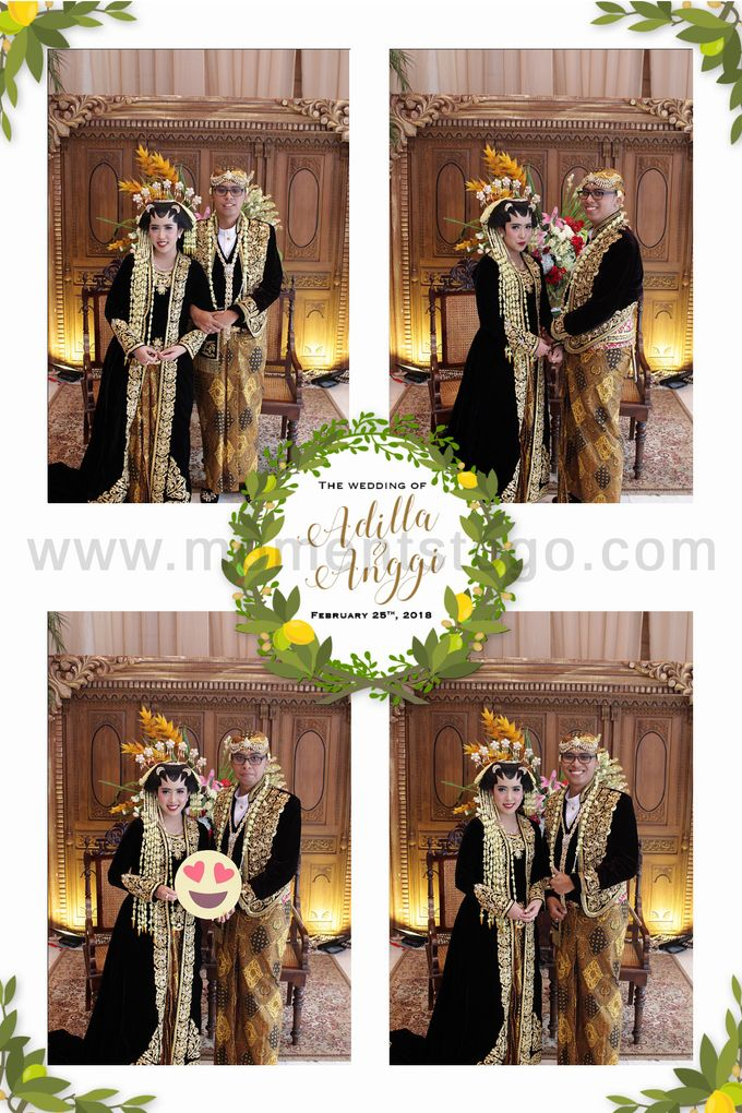 Adilla & Anggi Wedding by Moments To Go - 001