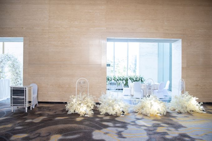 Veby & Banial Wedding Decoration by Valentine Wedding Decoration - 037