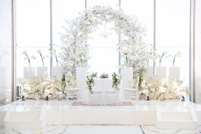 Veby & Banial Wedding Decoration by Valentine Wedding Decoration - 039
