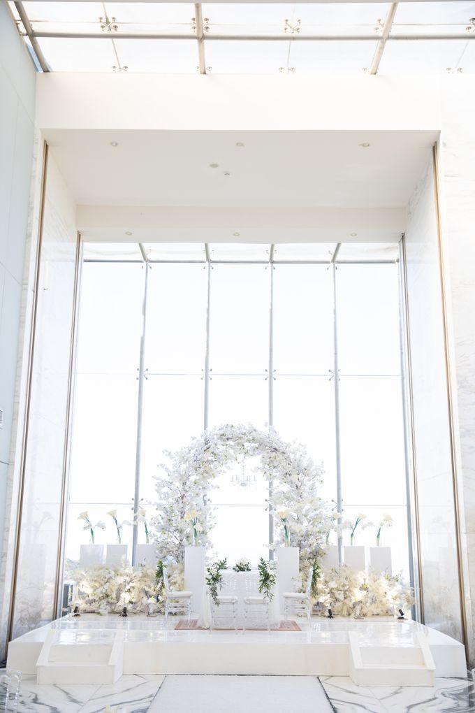 Veby & Banial Wedding Decoration by Valentine Wedding Decoration - 040