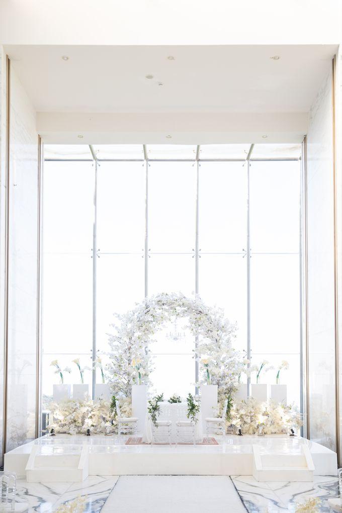Veby & Banial Wedding Decoration by Valentine Wedding Decoration - 041