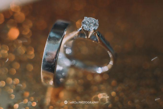 Saga & Manda Wedding at Hotel Santika Bintaro by Mirza Photography - 013