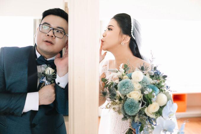 The Wedding Of Edwin & Raissa by delazta wedding coordinator - 027