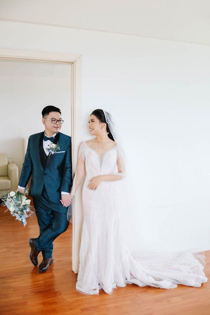 The Wedding Of Edwin & Raissa by delazta wedding coordinator - 023
