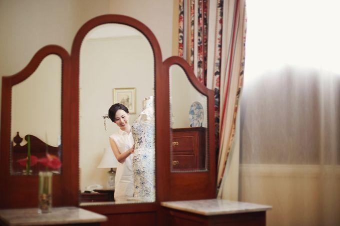 Albert & Jocelyn - Wedding Day by Grand City Mall & Convex - 006