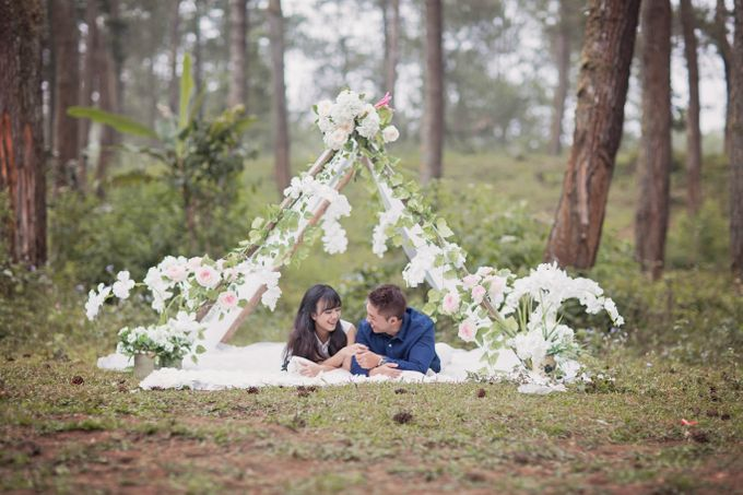 Ryandi and Lea Prewedding by Capotrait Photography - 011