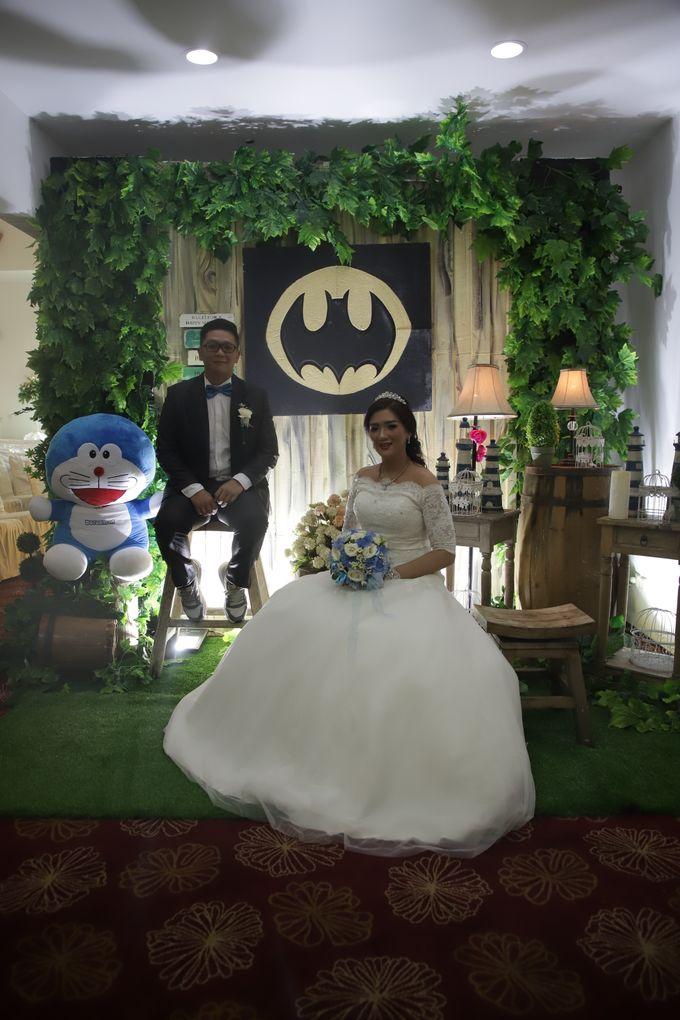 The wedding of Yoseph Kurniawan & Helen Ismaya by ID Organizer - 002