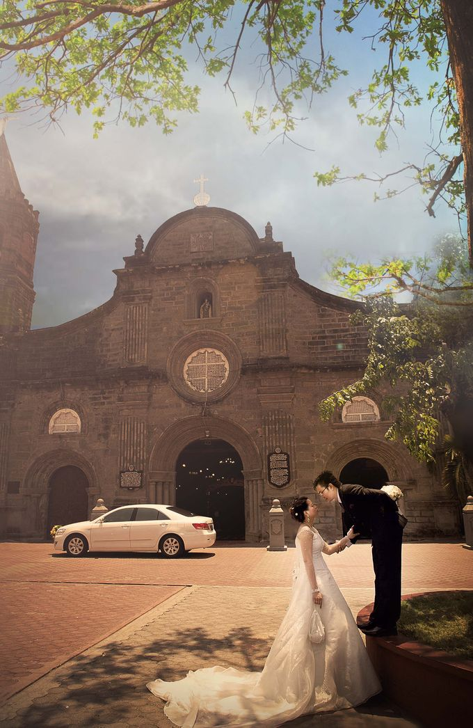 Different Church Couple by shutterOne Photography - 003