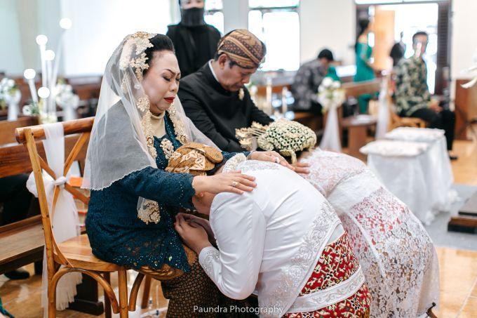 Sicil Wisnu Wedding by SAND WEDDING ORGANIZER - 006