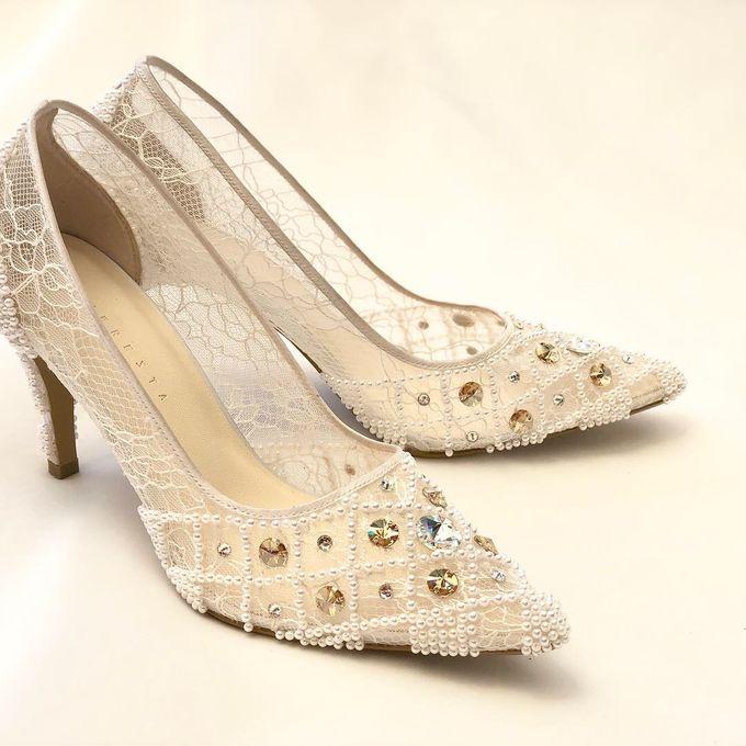 Vinette White (Pearls + Swarovski) by SERVERESTA - 002