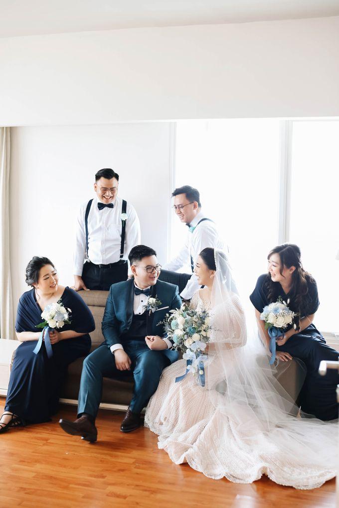 The Wedding Of Edwin & Raissa by delazta wedding coordinator - 013
