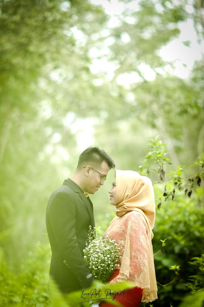 Pre Wedding Retno & Agung by LuxArt Project - 006