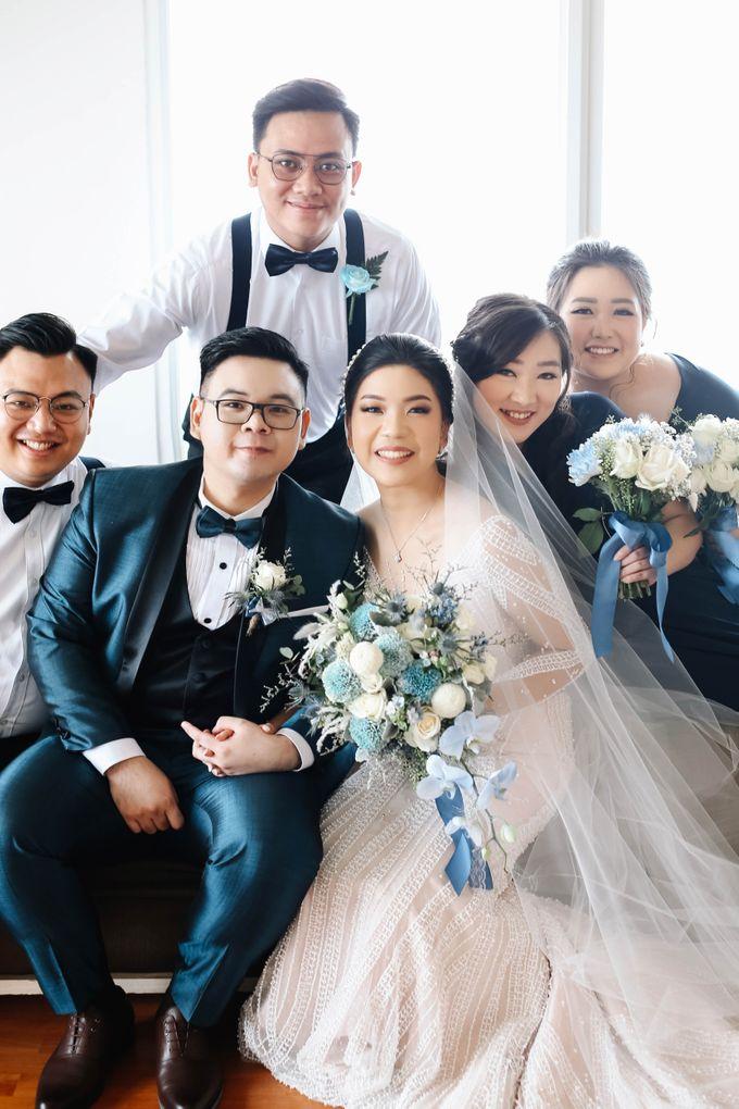 The Wedding Of Edwin & Raissa by delazta wedding coordinator - 012