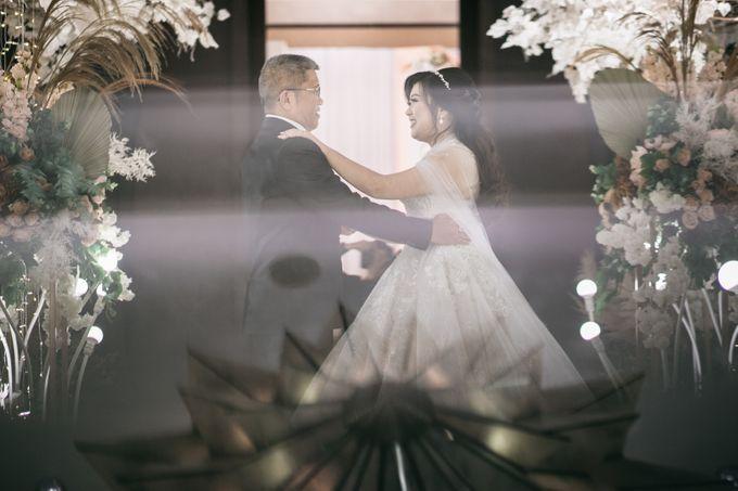 Indra & Yoan Wedding at Hilton by PRIDE Organizer - 023