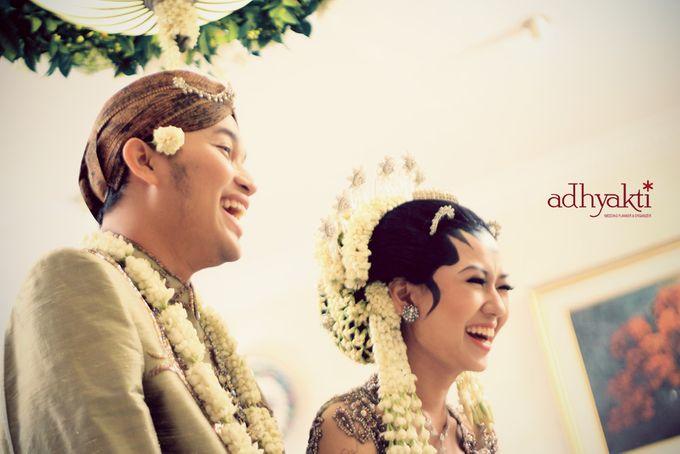 Tania & Adri Wedding by Adhyakti Wedding Planner & Organizer - 011