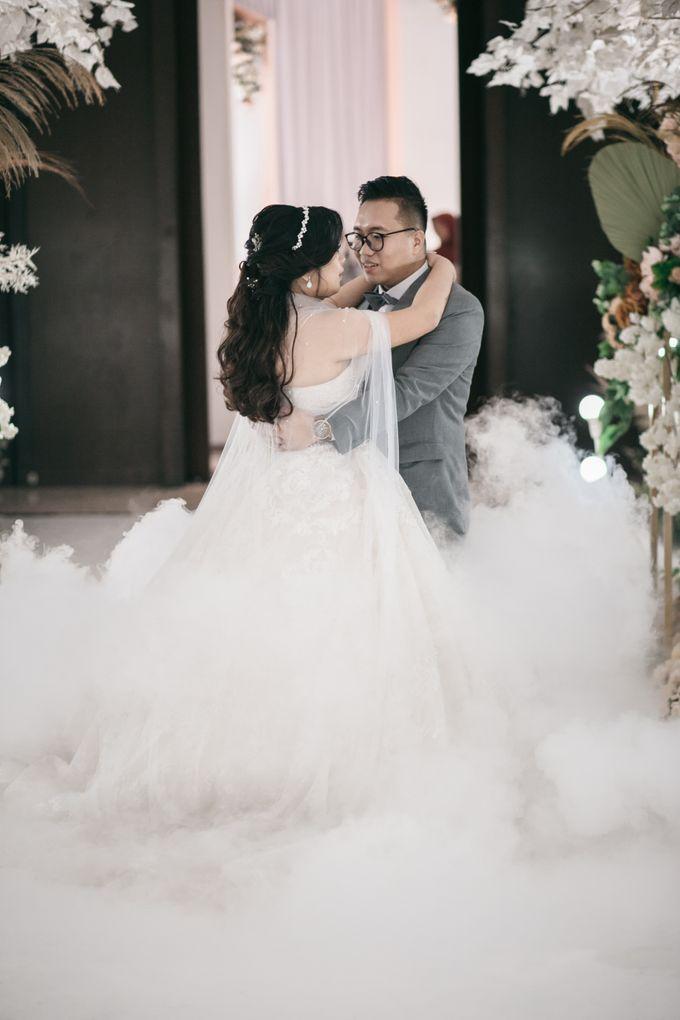 Indra & Yoan Wedding at Hilton by PRIDE Organizer - 024