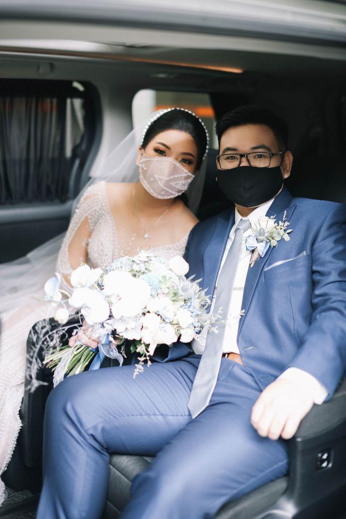 The Wedding Of Edwin & Raissa by delazta wedding coordinator - 024