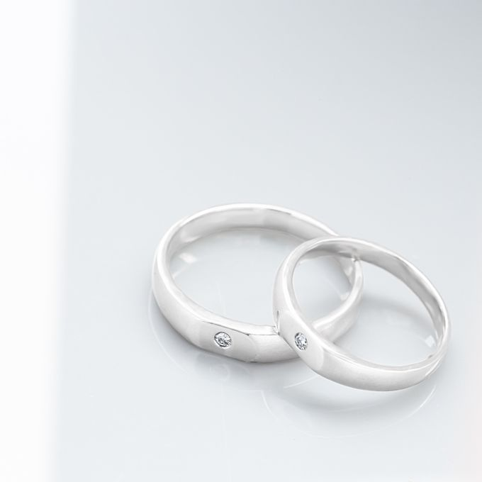 Wedding Ring - Simply Collection by ORORI - 011