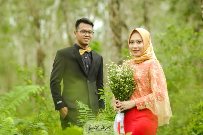 Pre Wedding Retno & Agung by LuxArt Project - 007