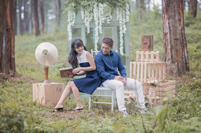 Ryandi and Lea Prewedding by Capotrait Photography - 013