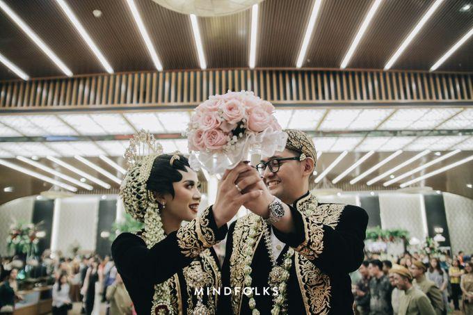 The Wedding of Danis & Monic by  Menara Mandiri by IKK Wedding (ex. Plaza Bapindo) - 002