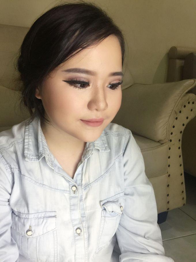 Test Makeup by Juny Veniera Makeup Artist - 003